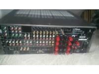 Yamaha rxv 2700 7.1 home cinema system