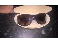 Bruce Oakfield sunglasses