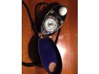 Sekinoc analog light meter filmmaking
