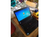 Lenovo e130 11.6 laptop. i3, 6GB, 120GB SSD, 500GB HDD