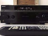SONY DA1200ES Multi Channel AV Receiver Amplifier