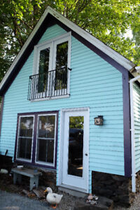 Waterfront LaHave River Cottage for yearly rent