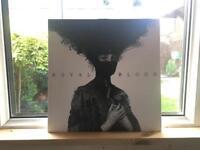 Royal Blood black 180g Vinyl LP