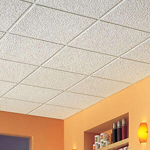 suspended drop ceiling