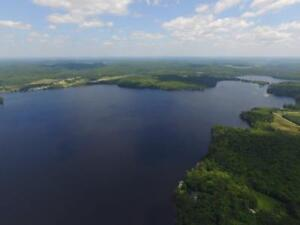 Luxury estate waterfront on LAKE CECEBE 2.8 ACRE Well maintained