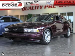 1996 Chevrolet Caprice CLASSIC | LEATHER SEATS | V-8