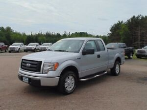 2012 Ford F150 Supercab 2WD