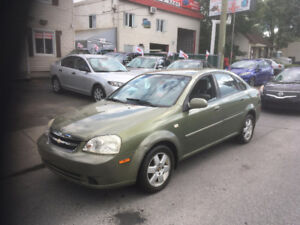 CHEVROLET   OPTRA  2006  Seulement   116 000 km    IMPECABLE