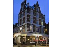 Assisstant General Pub Manager required for busy Hoxton Pub.