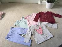 Bundle Joblot Baby Girl Kids Toddler Clothes Clothing 1-1.5Yrs