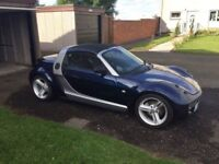 Smart Roadster 2004 stunning example