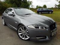 2011 Jaguar XF 3.0d V6 S Portfolio 4dr Auto Full Jag SH! Rear Camera! 4 door...