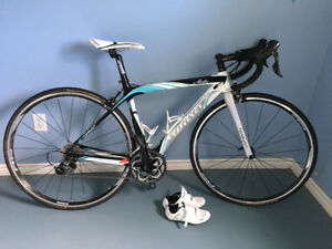 Womans Willier Road Bike-Virtually New! Great deal!