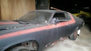 Parting out 1973 Roadrunner and 1973 Satellite