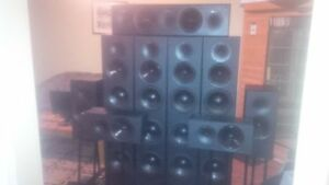 ULTIMATE NUANCE HOME THEATER SYSTEM
