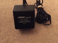 Bose head unit power supply adapter