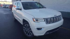 2017 Jeep Grand Cherokee Overland +Cuir, Navigation, Hitch+