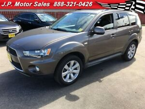 2013 Mitsubishi Outlander ES, Automatic, Leather, Heated Seats,