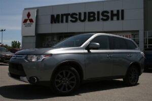 2015 Mitsubishi Outlander ES AWD
