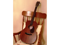 Sigma small body acoustic guitar