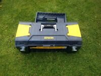 "Irwin 26"" Professional tool box. Price Drop."