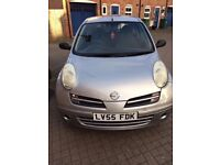 Nissan Micra 1.3 Low Mileage Lady Owner excellent Condition