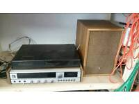 Clasic Stero music system