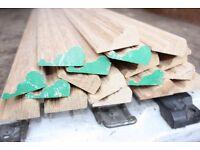 Prime oak mouldings