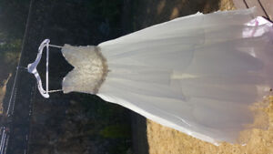 Brand New Mori Lee Wedding Dress NEVER WORN