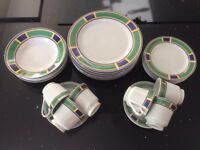 Rayware by Design 6 Place 30 piece Dinner Service - Unused and in original packaging