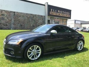 2010 Audi TTS 2.0T PREMIUM PKG.QUATTRO.LEATHER.ALLOYS.AUTOMATIC.