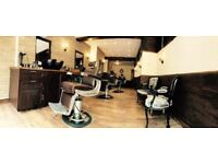 Experienced Barbers Required Full time or Part Time in Islington area Up to £650pw