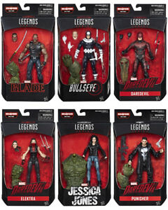 Marvel Legends Knights Series 6-inch Figures