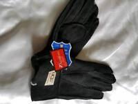 UGG Five Fingers Black Gloves