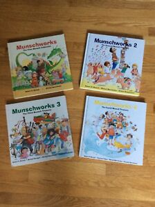 4 Munschworks Collections
