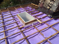Vaulted Ceiliing/Attic/Flat Roof Insulation