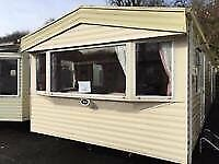CHEAP STARTER 6 BERTH CARAVAN HOLIDAY HOME ESSEX COAST BOAT LAUNCH