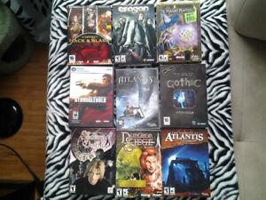 Divers jeux PC