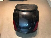 Genuine Vespa Rear Box!!!