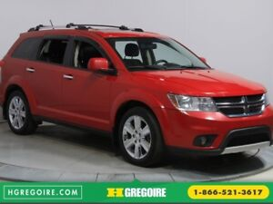 2013 Dodge Journey R/T AWD CUIR TOIT BLUETOOTH DVD 7 PASSAGERS