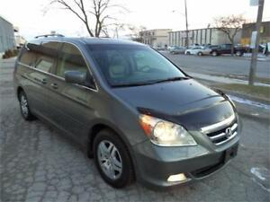 2007 Honda Odyssey EX-L FULLY LOADED LEATHER 8,PASSENGER FINANCI