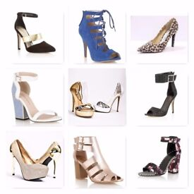 Womens Job Lot Shoes, Boots, Heels & Sandals Wholesale Clearance 365+ Pairs