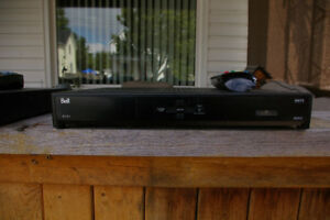 3 Bell Satellite Receivers