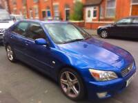 LEXUS IS200 2.0 SE AUTO/SUNROOF/HEATED&ELECTRIC SEATS