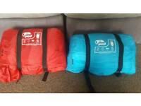 Sleeping pod sleeping bags