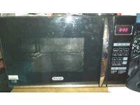 De'longhi AG 25L 900W Grill Microwave - Black