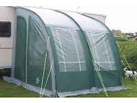 suncamp porch awning with carbon poles