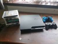 Ps3 PlayStation 3 10 games 2 pads good condition all working perfect