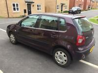 VW POLO 1.4tdi 2003 LOW MILEAGE MUST SEE