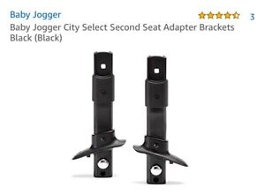 ISO city select second seat brackets